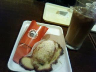 サンマルクカフェでひと休み